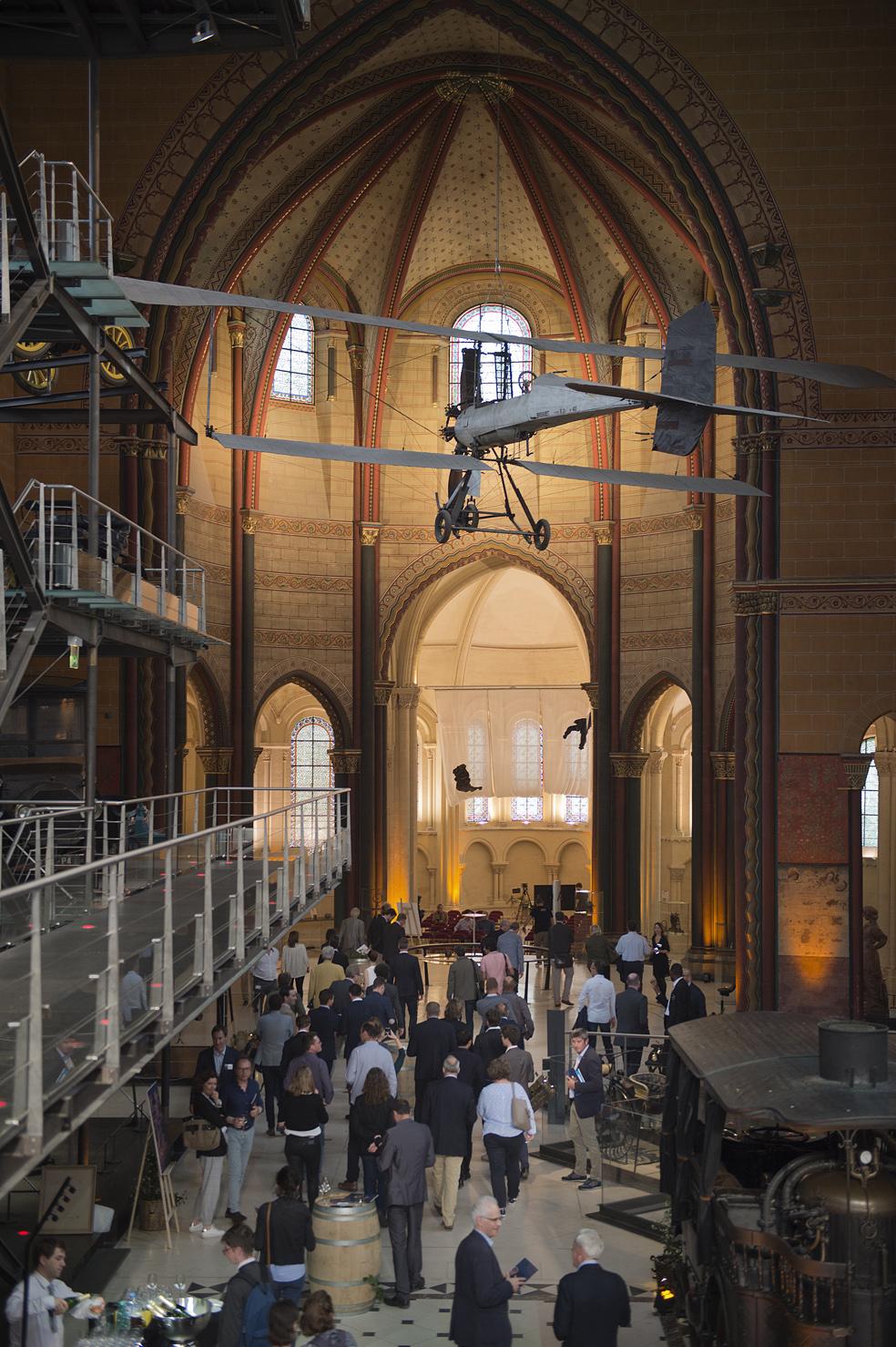 FOIRE AUX VINS LIDL FRANCE MUSEE DES ARTS ET METIERS PARIS